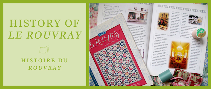 History of Le Rouvray/Histoire du Louvray
